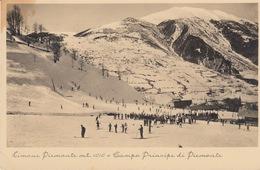 LIMONE PIEMONTE M. 1010 - (CUNEO) - CAMPO PRINCIPE DI PIEMONTE - VIAGGIATA - Cuneo