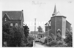 Fotokaart Pastorij En Kerk - Balegem - Oosterzele