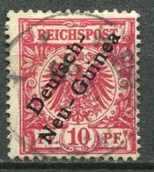 Neu Guinea German Colony Mi# 3 Gebraucht/used - - Colonie: Nouvelle Guinée