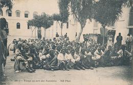 TIRAGE AU SORT DES TUNISIENS - N° 466 - Túnez