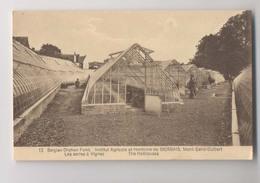 Mont-Saint-Guibert - Institut Agricole Et Horticole De Bierbais - Les Serres à Vignes - Mont-Saint-Guibert
