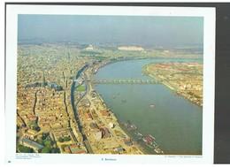 Les Paysages D'Aquitaine: Vue Aérienne De Bordeaux D.P. N°113 G De Février 1964 Photo N°8 - Reproductions