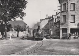 CP - MARCILLAC-la-CROISILLE - Le Tacot, Ligne Tulle-Marcillac-Neuville - France