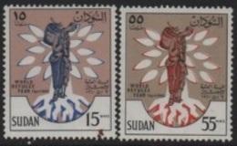 Sudan/Soudan - 1960 World Refugee Year-Année Mondiale Réfugié-Weltflüchtlingsjahr ** - Sudan (1954-...)