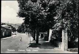 MISTRETTA (MESSINA) ESTERNO VILLA CHALET 1963 - Messina