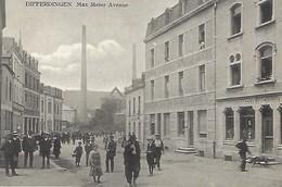 Luxembourg - Differdingen  -  Max Meier Avenue  -  N.Schumacher , Mondorf-les-Bains - Cartes Postales