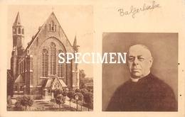 1940 Kerk Vóór De Verwoesting E.H. Eduardus Bonte  - Balgerhoeke - Maldegem