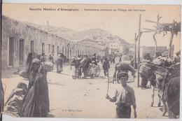 Almeria (Andalucia) Société Minière D'Almagrera Habitations Ouvrières Du Village Des Herrerias - Almería