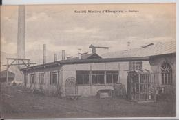 Almeria (Andalucia) Société Minière D'Almagrera Ateliers - Almería