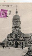 Le  Vivier  Sur  Mer   -  L' église. - Autres Communes