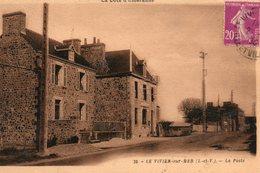 Le  Vivier  Sur  Mer   -  La  Poste. - Autres Communes