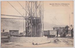 Almeria (Andalucia) Société Minière D'Almagrera Puits Susana à La Mine Iberia - Almería