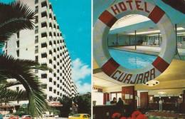 TENERIFE -  Puerto De La Cruz    HOTEL GUAJARA.  CPM - Peñón De Vélez De La Gomera