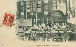 Cpa COLONIE De METTRAY 37 Une Classe  ( Colonie Pénitentiaire, Photo De 1901 ) - Mettray