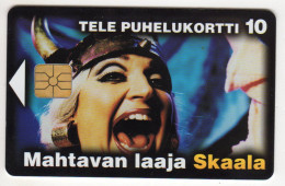 FINLANDE TELE 10U Neuf 12/97  4 000 Ex - Finland
