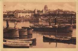 SAINT JEAN DE LUZ  Le Port Bateaux De Peche RV - Saint Jean De Luz