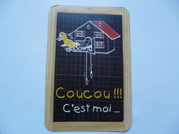 """COLLECTION """"L'ARDOISE A MESSAGE"""" : Coucou C'est Moi - Elephants"""
