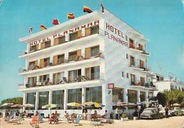 PLAYA  DE ARO  - Hotel    PLANAMAR    CPM - Peñón De Vélez De La Gomera