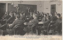 BELGIQUE - ATH  Ecole Provinciale De Culture Et D'élevage Du Hainaut - Auditoire De Zootechnie - Ath