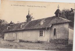 VIOLOT   Chapelle Notre Dame Des Bois - Frankrijk