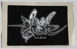 Autocollant Graff Paris Graffeur Banga - Popular Art