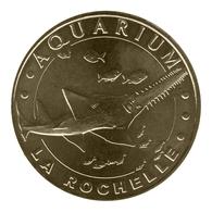 Monnaie De Paris , 2010 , La Rochelle , Aquarium , Le Poisson Scie - Monnaie De Paris