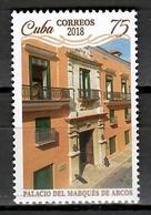 Cuba 2018  / Marqués De Arcos Palace Architecture MNH Arquitectura Palacio Architektur / Cu11503  C3-13 - Cuba