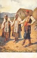 Kosovo Narodno Kolo Dalmacija Dalmatien Danse Nationale Kolo    M 2920 - Kosovo