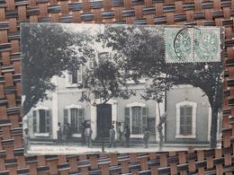 Saint-Cloud. ( La Mairie) Le 04 09 1906. Algérie - Otras Ciudades