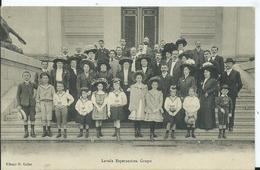 LAVAL - LAVALA ESPERANTISTA GRUPO - Laval