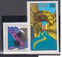 ALGERIE      1972     N °  543 / 544         COTE    4 € 40        ( E 213 ) - Algeria (1962-...)