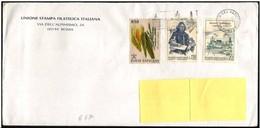 Vaticano/Vatican: Lettera, Lettre, Letter - Vatican