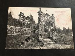 CPA 1900/1920 Au Col De La Schlucht Cimetière Militaire - Gerardmer