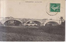 Neufchateau Les Cinq Ponts  1919 - Neufchateau