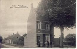 Halle Zoersel Villa Rosa (en Omgeving) 1908 - Zoersel