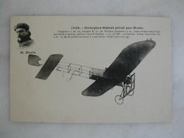 AVIATION - Monoplan Blériot Piloté Par Morin - ....-1914: Precursori