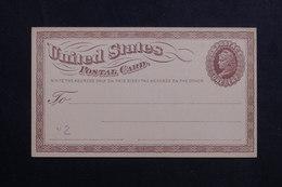 ETATS UNIS - Entier Postal  Non Circulé - L 61676 - ...-1900