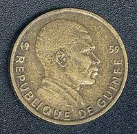 Guinea, 5 Francs 1959 - Guinea