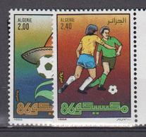 ALGERIE      1986     N °  869 / 870        COTE    3 € 30        ( E 222 ) - Algeria (1962-...)