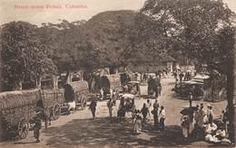 Ceylon   Sri Lanka  Colombo   Street Scene Pettah  M 2946 - Sri Lanka (Ceylon)