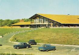 40 Capbreton Village Vacances Famille Pavillon Central Avec Automobiles (2 Scans) - Capbreton