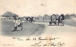 Ceylon   Sri Lanka  Colombo Galle Gace  Anno 1905       M 2954 - Sri Lanka (Ceylon)