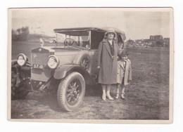 """AUTOMOBILE FIAT """"512"""" - FIAT CAR - FOTOGRAFIA ORIGINALE 1930 - Automobili"""