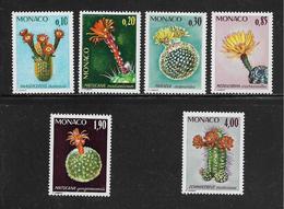MONACO ( MC7 -168 ) 1974  N° YVERT ET TELLIER  N° 997/1002   N** - Mónaco