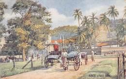 Ceylon   Sri Lanka Kandy Street Soene  Colombo         M 2966 - Sri Lanka (Ceylon)