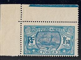 SPM MIQUELON YT 130 NEUF** TTB - Unused Stamps