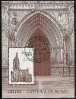 2010-ED. 4612 H.B.-CATEDRAL DE BILBAO-USADO- - 1931-Hoy: 2ª República - ... Juan Carlos I