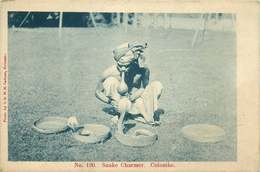 ASIE  SRI LANKA  COLOMBO  Snake Charmer - Sri Lanka (Ceylon)