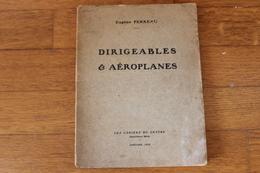 Eugene Perreau DIRIGEABLES Et AEROPLANES   Janvier 1912 - Avión