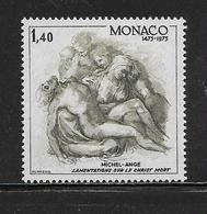 MONACO ( MC7 - 201 ) 1975  N° YVERT ET TELLIER  N° 1034   N** - Mónaco